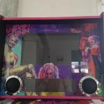 Pincab Harley Quinn